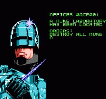Игра для Сега Робокоп против Терминатора / - Скачать Играть Онлайн