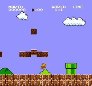 Super Mario brothers представлять online